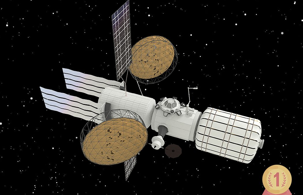 (1st place) ESA Moon Challenge – HECATE project