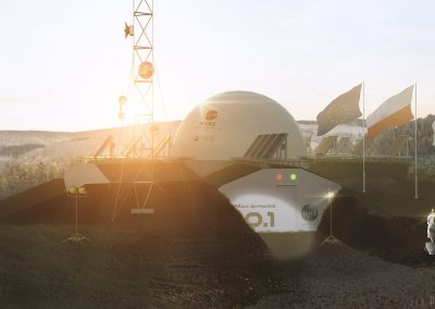 M.A.R.S. – Mobile Analog Research Station